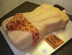 Adult parties of girls cake for bachelorette